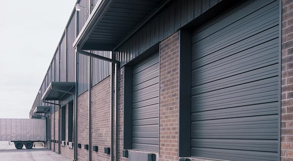Amarr Commercial Garage Door