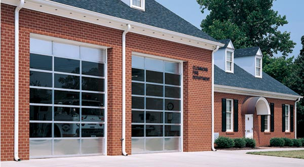 Amarr Commercial Garage Doors Model 3500