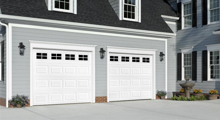Stratford Collection & Residential Garage Doors ~ Amarrs Stratford Collection ~ Diagnostic ...