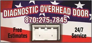 Diagnostic Overhead Door 870-275-7845 Garage Doors Jonesboro