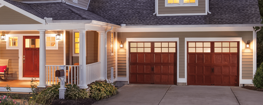 Residential garage doors clopay collections diagnostic for Clopay garage door colors