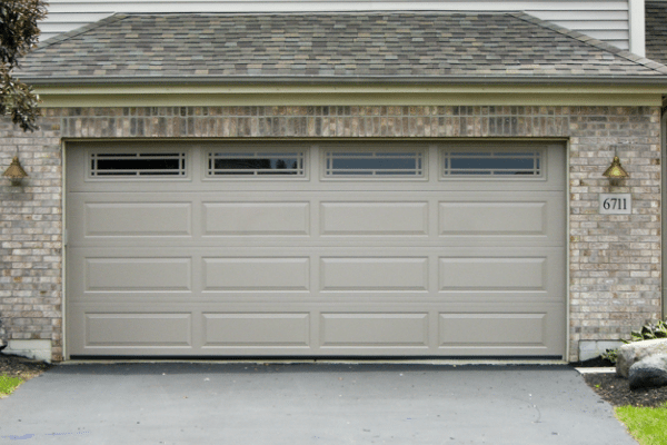 Haas 2400 Residential Series Garage Doors