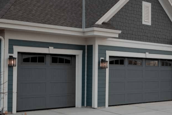 Haas 600 Residential Series Garage Doors
