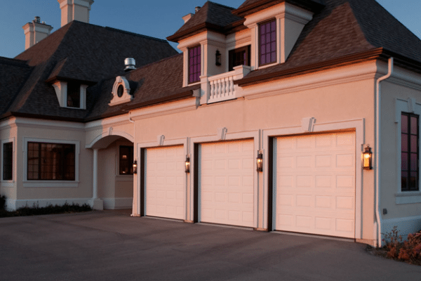 Haas 700 Residential Series Garage Doors