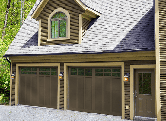 Haas American Traditions Series Garage Doors