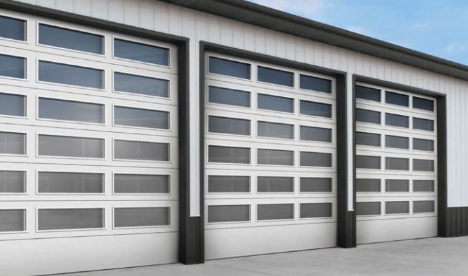 Clopay Comm Model Polyurethane Insulated Door