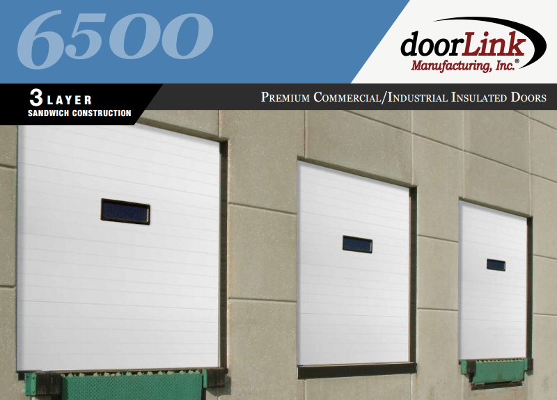Doorlink 6500 Commercial Garage Door