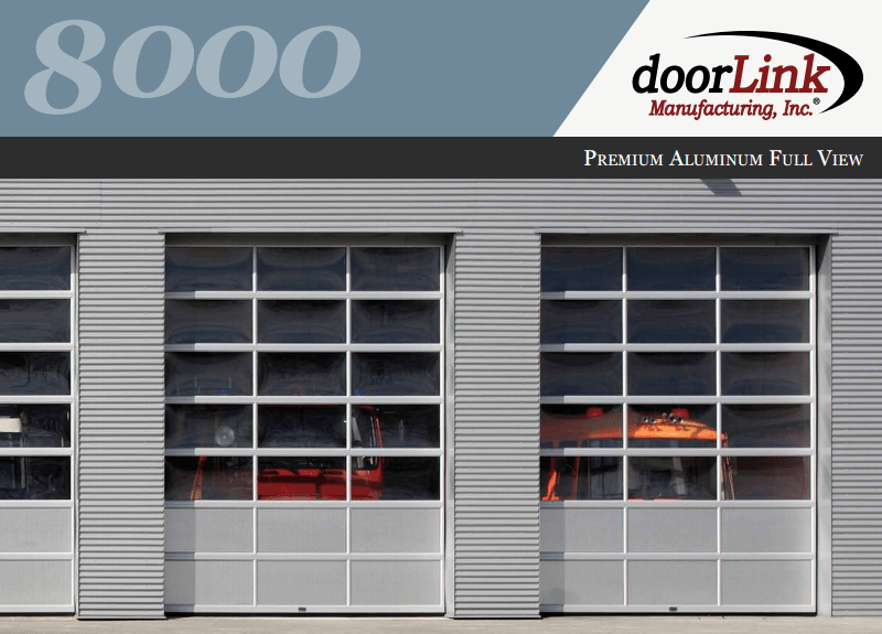 Doorlink 8000 Commercial Garage Door
