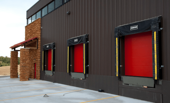 Haas Commercial Garage Doors 600 Series